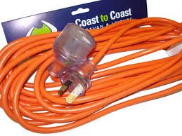CLEANSTAR 15AMP EXTENSION LEAD 30M