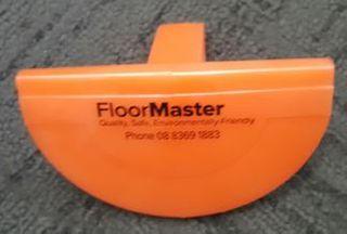 FLOORMASTER TOILET  BOWL CLIP MANGO 4792