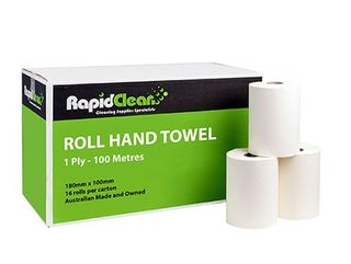 RAPID ROLL PAPER HAND TOWEL 100M