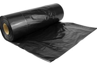 BIODEGRADABLE BLACK GARBAGE  LINER 72LT