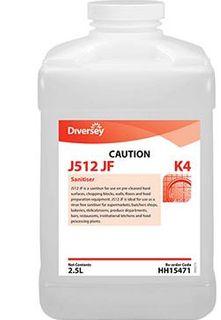 DIVERSEY J512 JF 2.5LT