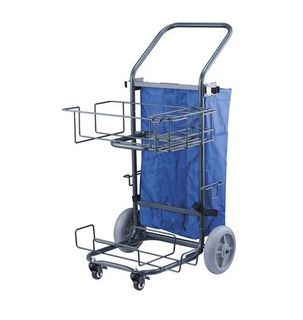 FLAT MOPPING TROLLEY