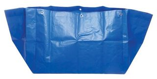 SABCO REPLACEMENT BAG FOR SCISSOR WASTE TROLLEY