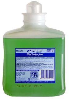 DEB FLORAFREE MILD LOTION SOAP 1LT