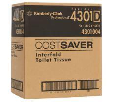 TOILET TISSUE COST SAVER