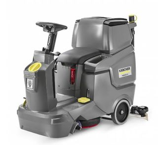 KARCHER BD50/70 R Bp CLASSIC RIDE ON SCRUBBER