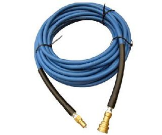 CLEANSTAR SOLUTION HOSE4 W/BRASS CONNECT 15M
