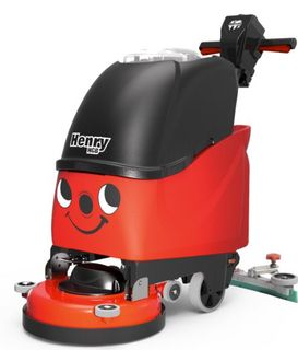 EDCO NUMATIC HENRY SCRUBBER DRYER