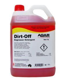 AGAR DIRT-OFF  DEGREASER DETERGENT 5LT