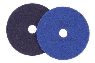 Purple Diamond Floor Pad