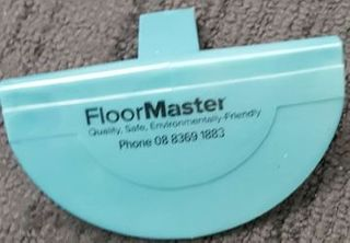 FLOORMASTER TOILET  BOWL CLIP MOUNTAIN AIR  4789