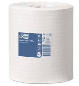 TORK BASIC CENTREFEED TOWEL 1PLY 300m