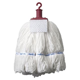 OATES COMMERCIAL MICROFIBRE MOP HEAD RED 300G