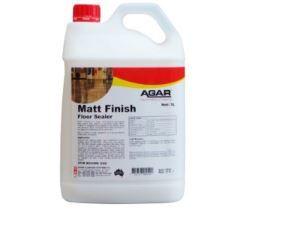 AGAR MATT FINISH FLOOR SEALER 5L