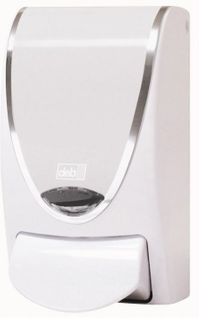 DEB RAPID  PROLINE CHROME BORDER DISPENSER 1LT