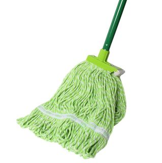 SABCO ANTIBACTERIAL EXTRA DURABLE COTTON MOP WITH HANDLE