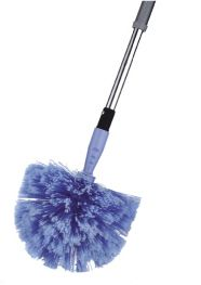 OATES DOMED COBWEB BROOM WITH HANDLE