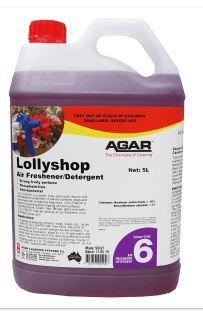 AGAR LOLLYSHOP 5L