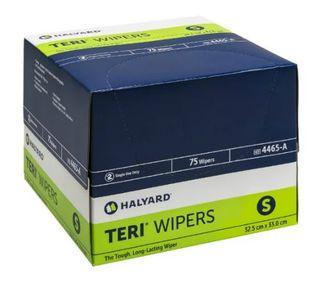 HALYARD TERI WIPERS SMALL  6PK X PER CTN