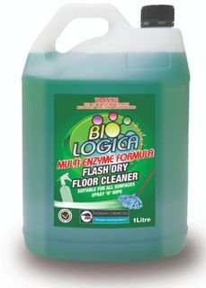 BIOLOGICA FLASH DRY FLOOR CLEANER 5L