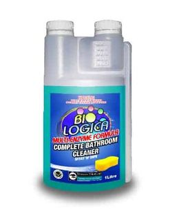 BIOLOGICA COMPLETE BATHROOM  CLEANER TWIN 1L