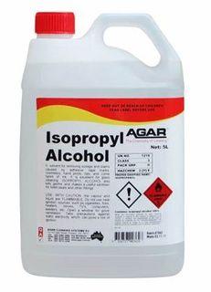 AGAR ISOPROPYL 5 LIT