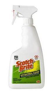 3M SCOTCH BRITE ANTIBACTERIAL CLEANER 750ML