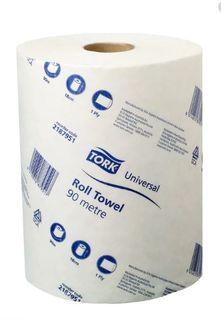 TORK ROLL TOWEL 90M 16ROLLS/CTN 90M X18CM