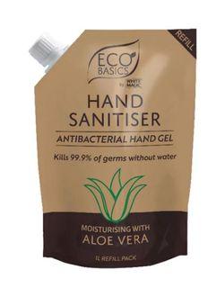 ECO BASICS HAND SANITISER 1L