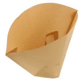 PAC VAC DUST BAG DISPOSABLE PAPER CONE 5PK  AF101