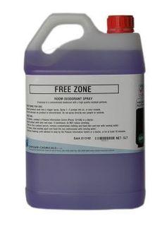 FREE ZONE AIR  FRESHENER 5 L DRUM