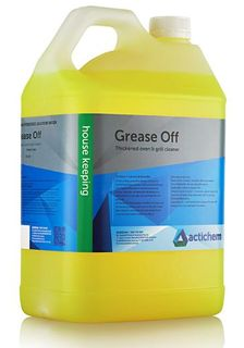 ACTICHEM GREASE OFF 5LT