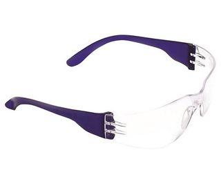 SAFETY GLASSES TSUNAMI CLEAR LENS ANTI FOG ANTI SCRATCH