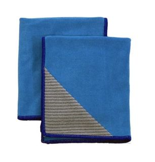 TOUCH POINT CLOTH 12 CM  ANTIBACTERIAL BLUE