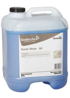 DIVERSEY SUMA RINSE A5 20LT