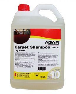 AGAR CARPET SHAMPOO DRY FOAM 200L