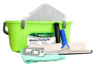 RAPID WINDOW CLEANING KIT  COMPLETE