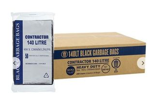 AUSTAR CONTARCTOR 140LT BLACK 200