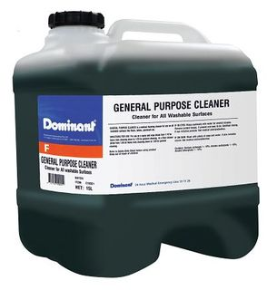DOMINANT GENERAL PURPOSE CLEANER 15L DRUM