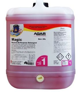 AGAR MAGIC 20LT