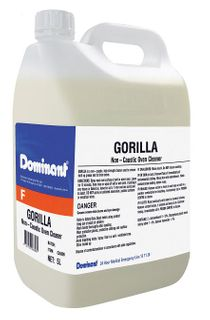 DOMINANT GORILLA OVEN/GRILL CLEANER 5L