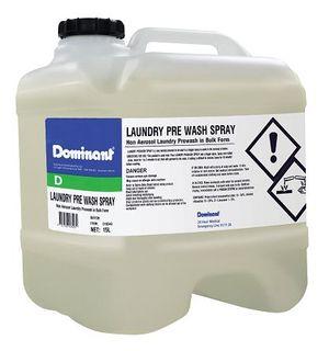 DOMINANT LAUNDRY PREWASH SPRAY 15L DRUM