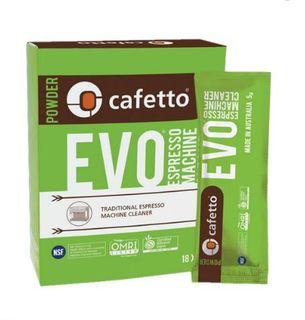 CAFETTO EVO SACHET 18x5G BOX