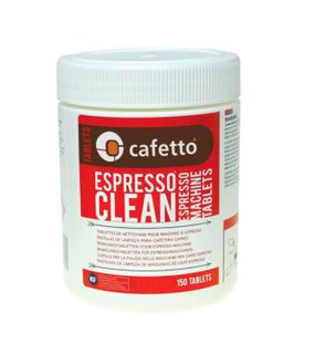 CAFETTO ESPRESSO CLEAN CLEANING TABLETS 150 JAR