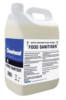 DOMINANT FOOD SANITISER 5L