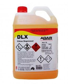 AGAR DLX CITRUS DEGREASER 5LT