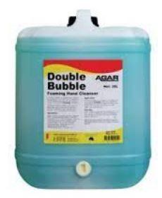 AGAR DOUBLE-BUBBLE 20LT
