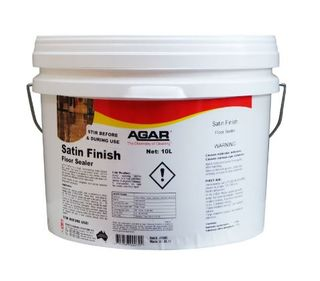 AGAR SATIN FINISH SEALER 10LT
