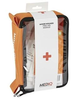 MEDIQ MODULE UNIT MINOR WOUNDS IN SOFT PACK
