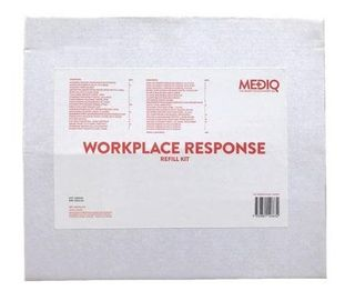MEDIQ ESSENTIAL FIRST AID KIT WORKPLACE REFILL MODULE